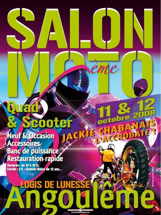 Salon De La Moto à Angoulême Fédération Française Des Motards En