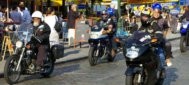 La tolérance Zéro du taux d'alcool est pour tout le monde, pas seulement pour les motards Belgian_riders