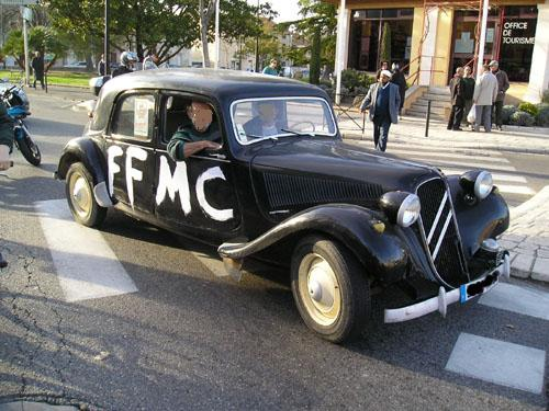 traction FFMC